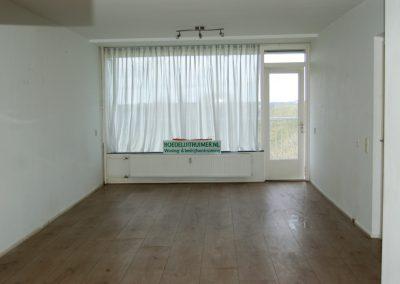 Zo ziet de woning er uit na afloop van de woningontruiming!